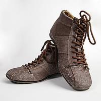Туфли мужские в стиле Diesel коричневые