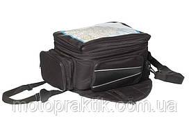 Modeka 111005 Tankbag Black Мотосумка на бак текстильная