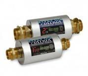 Магнитный преобразователь воды большой производительности   Aquamax MATRIX 1 1*2  дюйма (Аквамакс МАТРИКС)