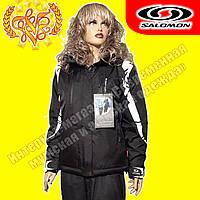 Женская горнолыжная куртка «Salomon» 715-4