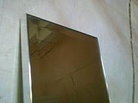 Зеркало в алюминиевом профиле (без обхвата)