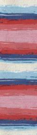 Пряжа для ручного и машинного вязания (летняя) Diva Batik Alize/Дива Батик Ализе