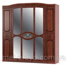 Шкаф Милано 5Д 2265х2150х560мм    Мебель-Сервис