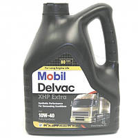 Масло моторное Mobil Delvac MX Extra 10W-40 (4л.)