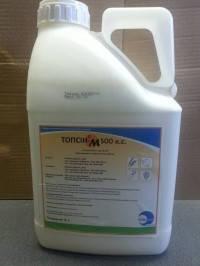 Топсин М фунгіцид для цукрових буряків, зернових, плодових і овочевих культур, фото 2