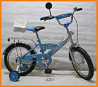 Двухколесный детский велосипед 16 дюймов