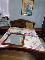 Кровать Милано 160 1050х1750х2065мм    Мебель-Сервис, фото 3