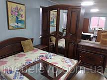 Кровать Милано 160 1050х1750х2065мм    Мебель-Сервис, фото 2