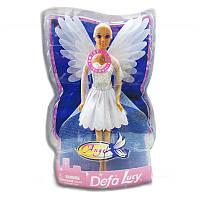 Кукла Барби ангел светящиеся крылья Barbi Defa 8219