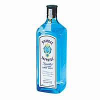 Джин Bombay Sapphire (Бомбей Сапфир) 47% 1L