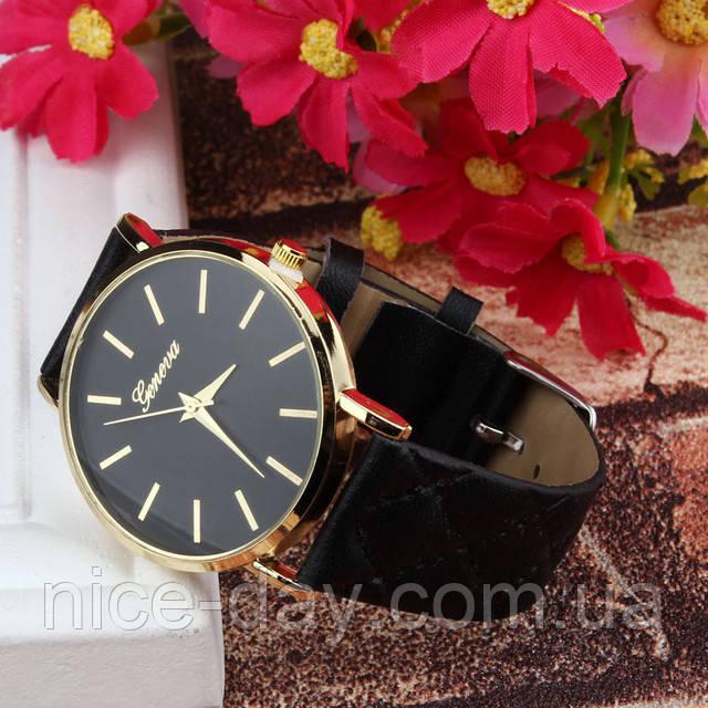 Часы женские кожаные