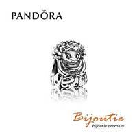 Pandora  Шарм МИСС ЕЖИК  791179 серебро 925 проба Пандора оригинал