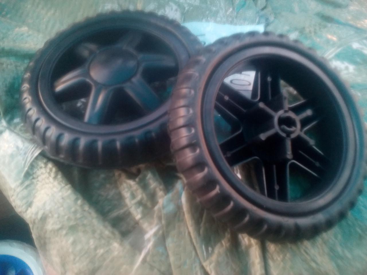 Запасные колеса для маленьких тележек