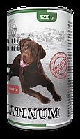 PLATINUM Meat, мясной сбалансированный корм  для собак