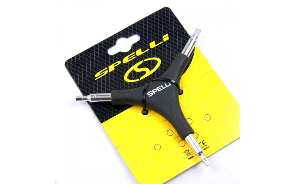 Ключ Y- образный Spelli SBT-2626