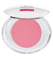 Pupa Румяна для лица компактные  для комбинированной и жирной кожи Like a Doll Blush 101 Пастельный розовый 5g