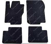 Коврики Мерседес МЛ 164 (резиновые коврики на Mercedes ML 164, комплект 4 шт.)