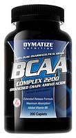 BCAA Complex 2200 Dymatize Nutrition, 200 таблеток