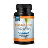 Гиалуроновая кислота (Hyaluronic Acid), 100 мг 60 капсул