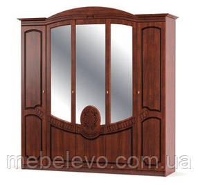 Шкаф Барокко 5Д 2250х2240х600мм    Мебель-Сервис