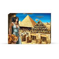 """Настольная игра """"Лабиринты египетских пирамид"""", Danko toys"""