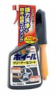 Очиститель-защитное покрытие для дисков колес, со щеткой Willson (500мл)