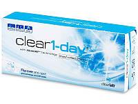 Однодневные контактные линзы Clear One Day 30-шт. 588 грн.