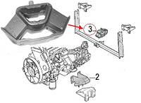 Подушка КПП на Iveco Daily III 1999-2006 LEMA  LE1294.20