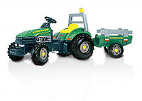 Трактор Педальный с Прицепом Smoby 33406