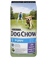 PURINA Dog Chow Puppy ягненок 14 kg