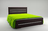 Кровать Соломия двуспальная с ортопедическими ламелями, фото 1