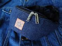 Джинсовая сумочка, фото 1