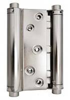 Петля двухсторонняя 165х150 мм МERT № 36 Ковбойская,маятниковая, барная (сатин) ()