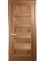 Дверь Пиана глухая золотая ольха