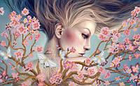 Девушка-весна РКП-498
