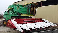 Жатка кукурузная CornMaster ЖК-8 на Джон Дир,Массей Фергюссон,Нью Холланд,Клаас., фото 1