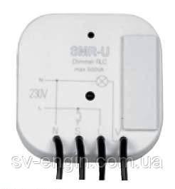 SMR-S, SMR-U — управляемый регулятор света в монтажную коробку (димер)