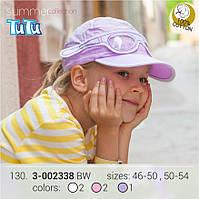 Бейсболка для девочки из новой коллекции TuTu