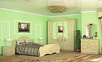 Спальня Барокко комплект 5Д    Мебель-Сервис