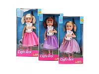 Кукла Барби с мишкой Barbi Defa 8280