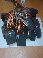 Графитные щётки электрощетки  ЭГ-14 25х32х40