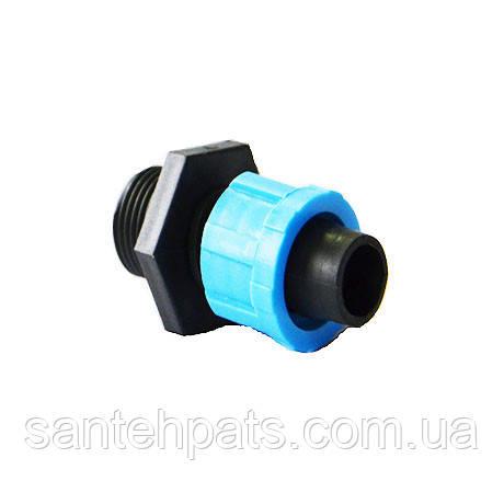 Фитинг для капельного полива  SL-002/(1/2)