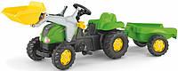 Трактор Педальный с Прицепом и Ковшом 23134