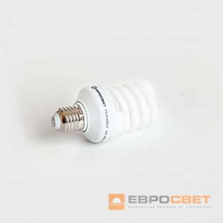 Лампа энергосберегающая 23W E27 4200K S-23-4200-27, фото 2