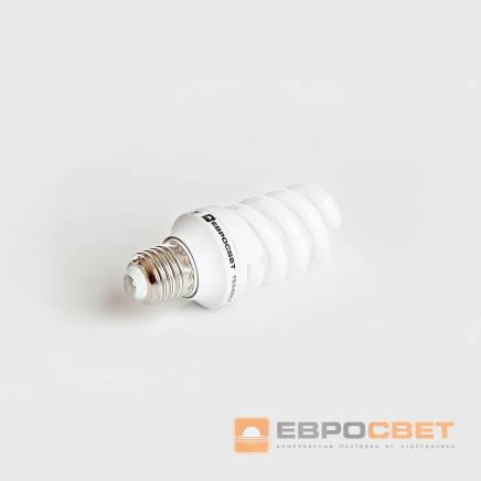 Лампа энергосберегающая 9W E27 2700K FS-9-2700-27, фото 2