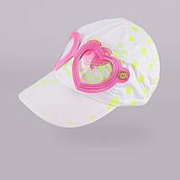 Бейсболка для девочки из новой коллекции TuTu арт.142. 3-002356