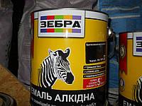Зеб Эмаль алкидная  2,8кг ПФ-116 90 Черный