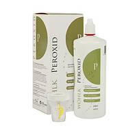 Раствор для линз Peroxid Wohlk /60мл-180гр:360мл-390гр: +контейнер