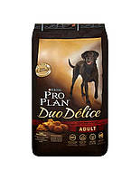 PURINA Pro Plan Dog duo delice Говядина 10 kg