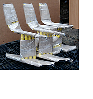 Упаковка стульев Т-образных